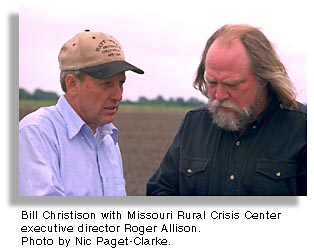 Bill Christison, Roger Allison