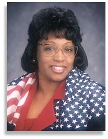 Congresswoman Corinne Brown