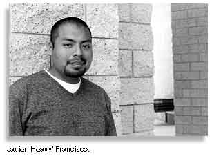 "Javier ""Heavy"" Francisco"