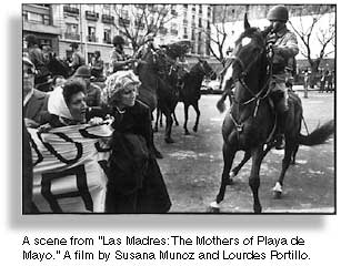 Las Madres: The Mothers of Playa de Mayo