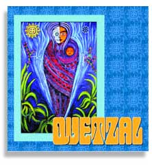 Cover of Quetzal CD